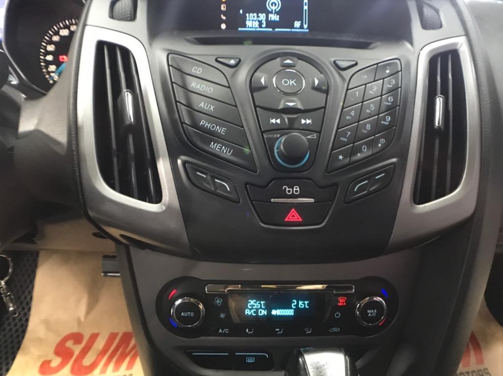 🔥正2014年 Ford Focus 2.0TDCI 黑鐵灰色!! 非自售~~