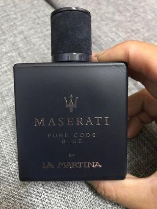 Maserati 男性淡香水 藍海神 榮尊分裝瓶