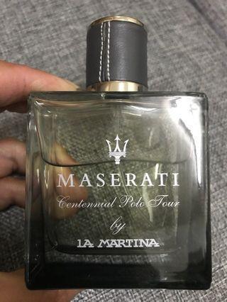 Maserati 男性淡香水黑海神 榮耀分裝瓶