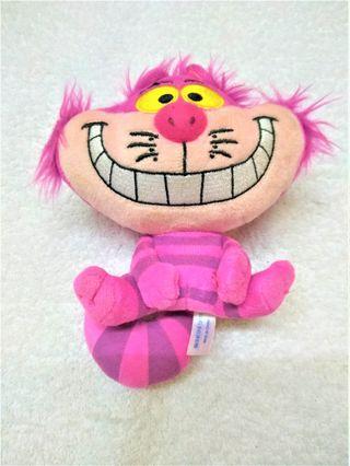 迪士尼disney愛麗絲夢遊仙境笑笑貓