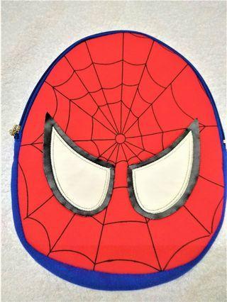 小朋友可愛蜘蛛人後背包