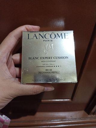 Lancome cushion redill