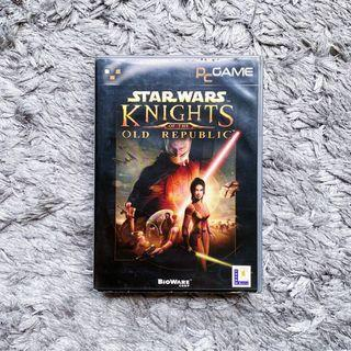 Star Wars Knights of the Old Republic (Original Set of 4)