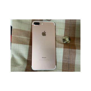 Iphone7 plus 粉 128G
