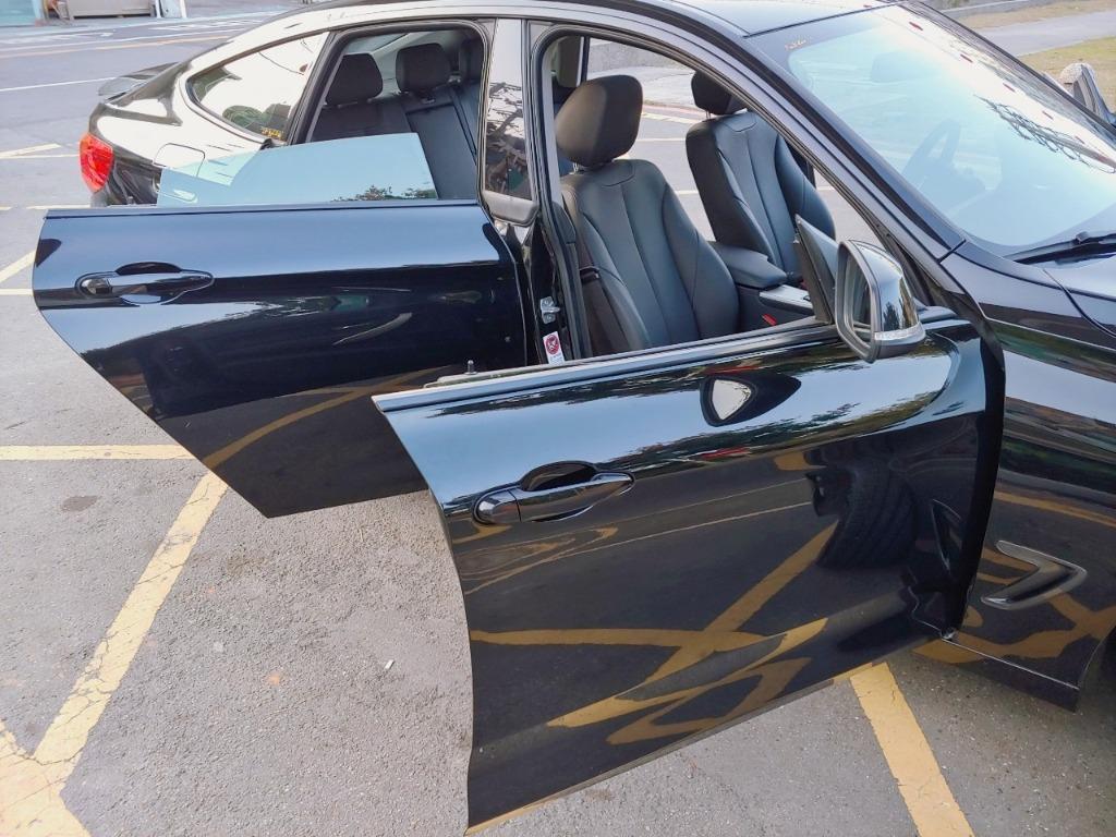 零到六十只需2秒 給你滿滿的SPORT+ BMW 328 GT戰神出場 已改成M鼻頭