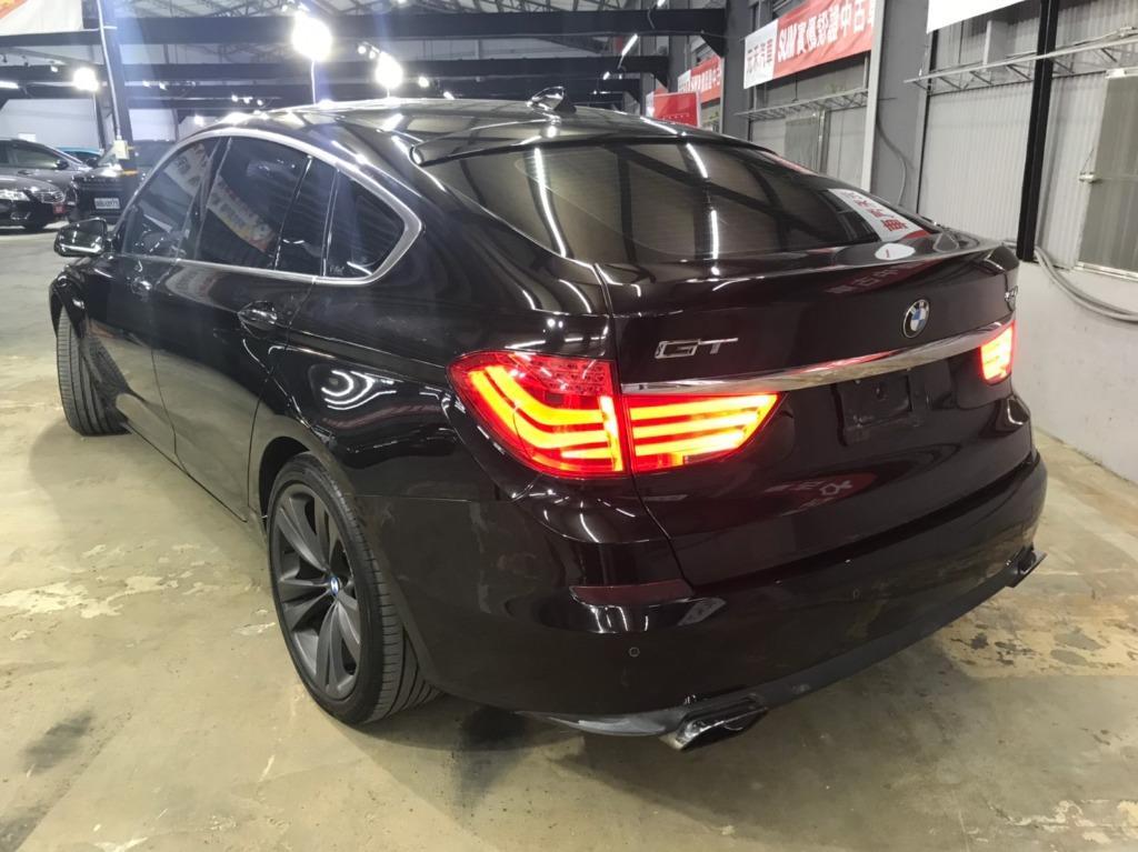 🔥斜背GT轎跑!! 正2010年出廠 總代理 BMW 535GT  全台最便宜了!!! 非自售~~