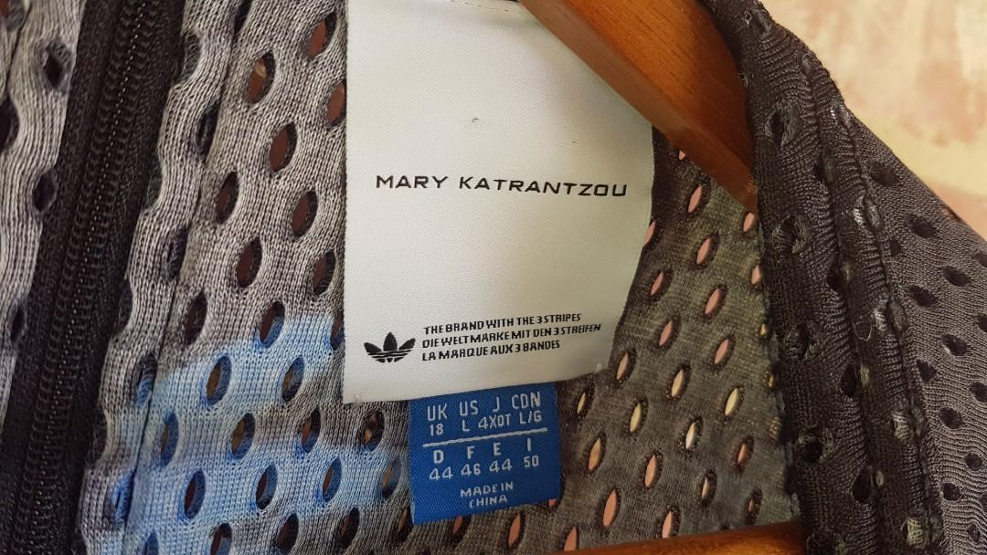 Adidas × Mary Katrantzou Running Bomber Jacket Limited Edition L