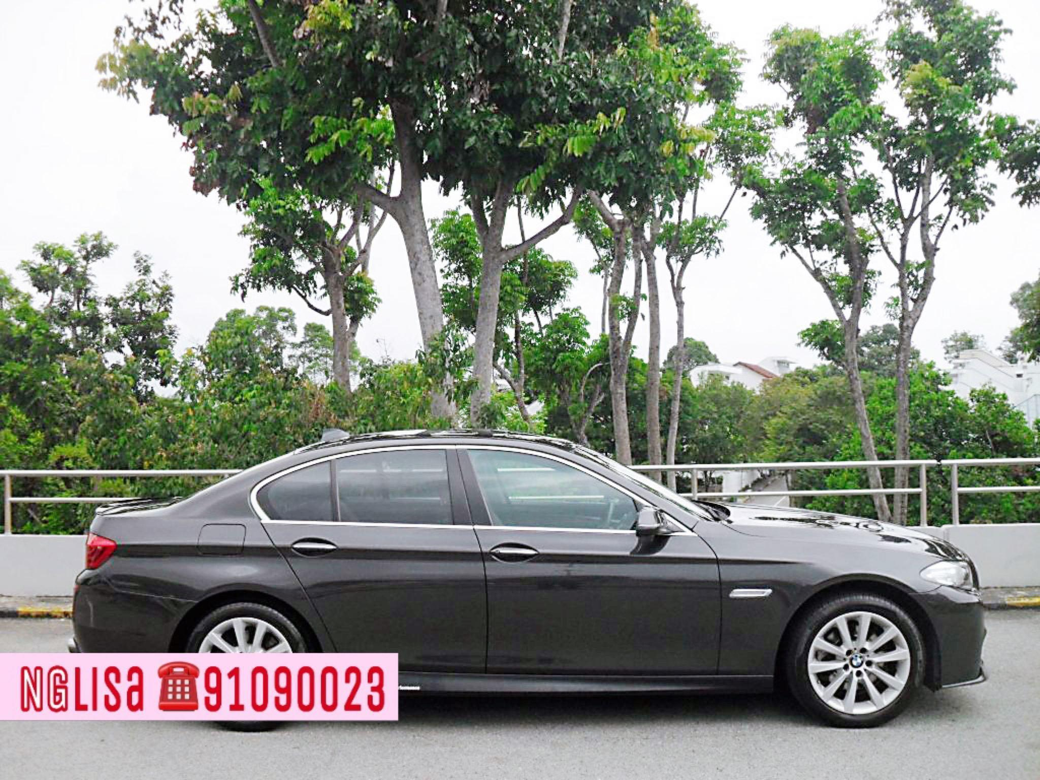 BMW 520i Sedan Auto