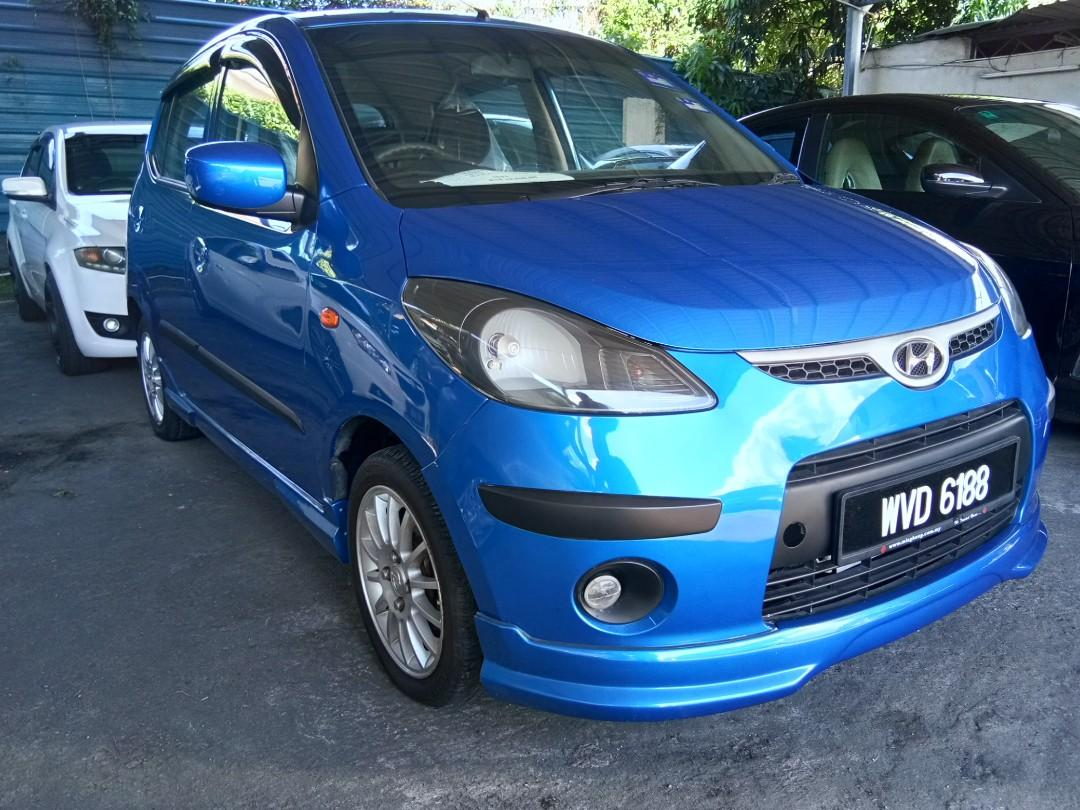 booking now !!!! Inokom 110 ATOS 1.0 (A) 2011 MONTHLY RM260