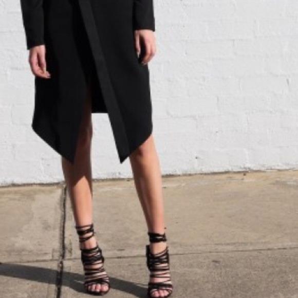 Brand New - Tony Bianco Avar - Genuine Leather Strappy Heel