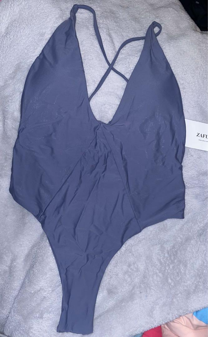 Brand new zaful swimsuit with tags and hygiene sticker