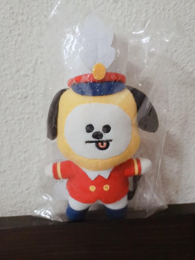 BT21 Japan Official Fanclub 1st Anniversary Bag Charm (Chimmy)