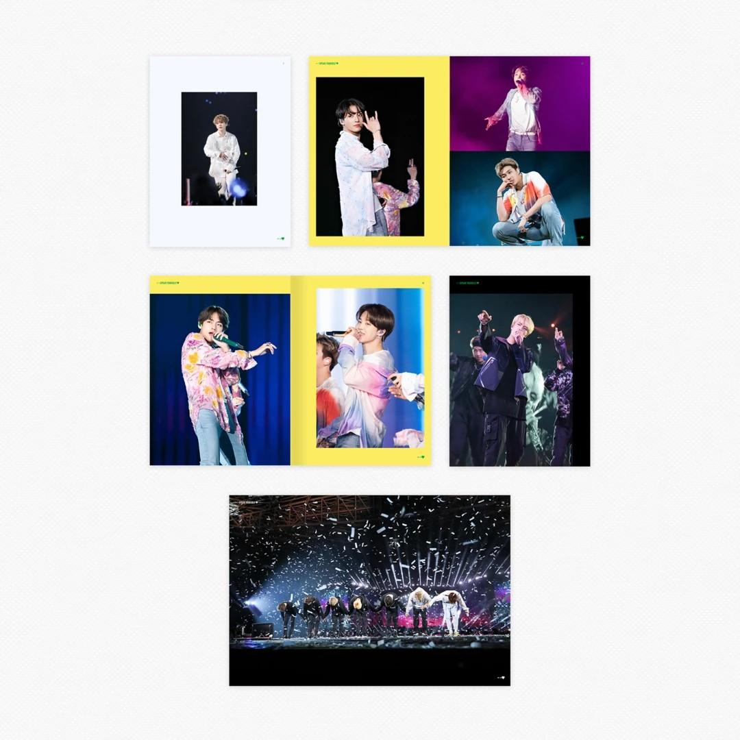 BTS World Tour Love Yourself - Speak Yourself San Paolo DVD