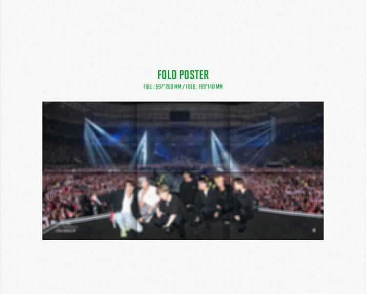[LOOSE ITEM]BTS WORLD TOUR SPEAK YOURSELF DVD : SAO PAULO