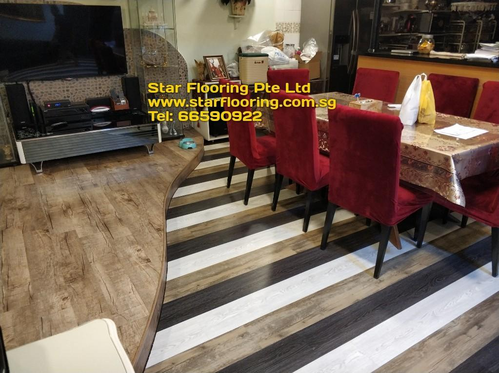 Cheapest vinyl flooring