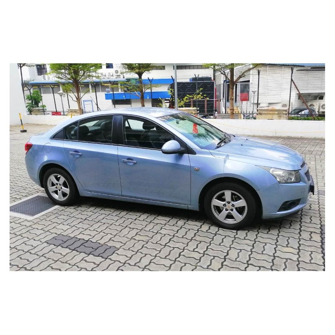 Chevrolet Cruze - Anytime ! Any day! Your Decision!! WITH Cheapest rates, full support! @9739 6107