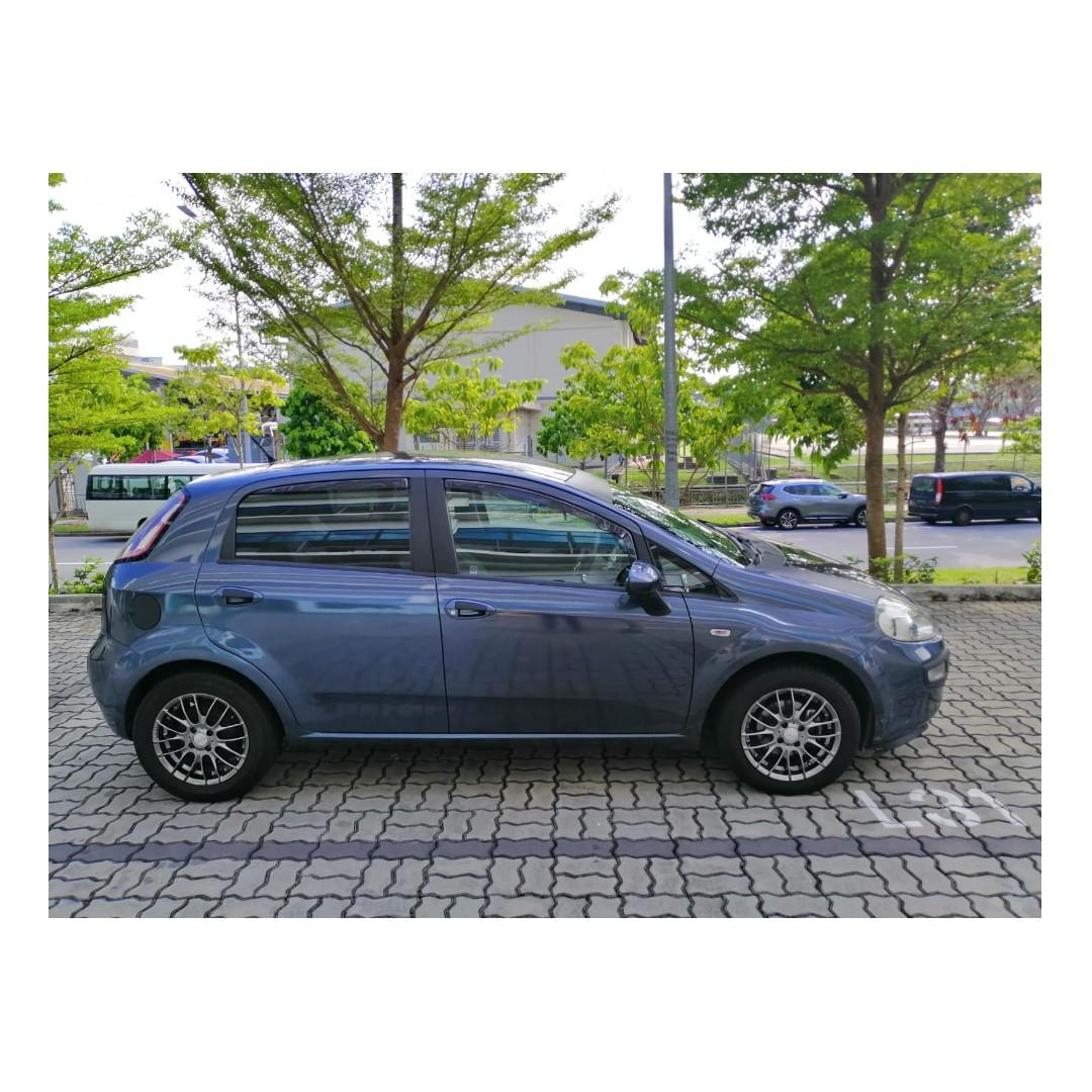 Fiat Punto Evo - $500 Deposit , No hassle, no extra cost ! @ 97396107 !