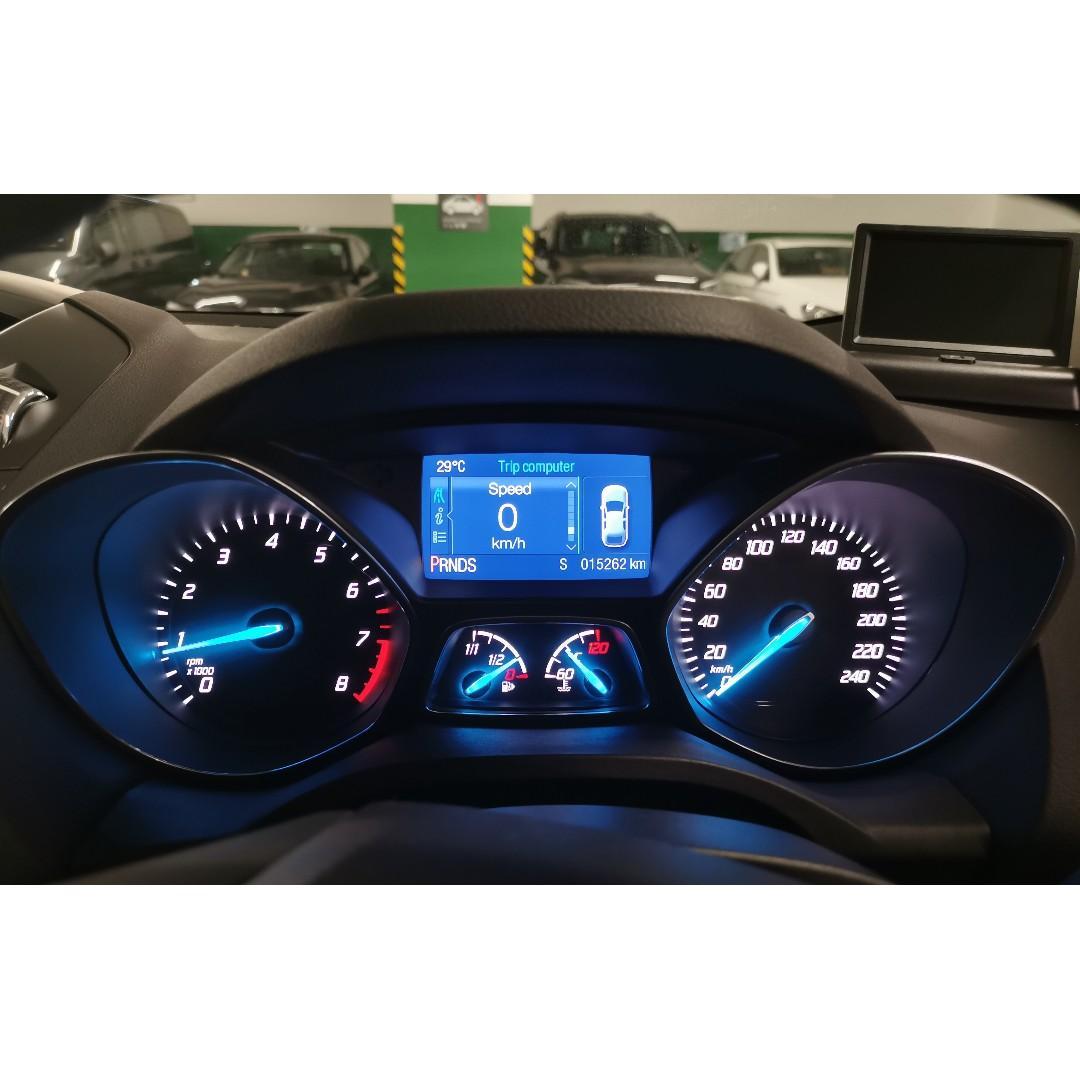 FORD KUGA 1.6 SUV