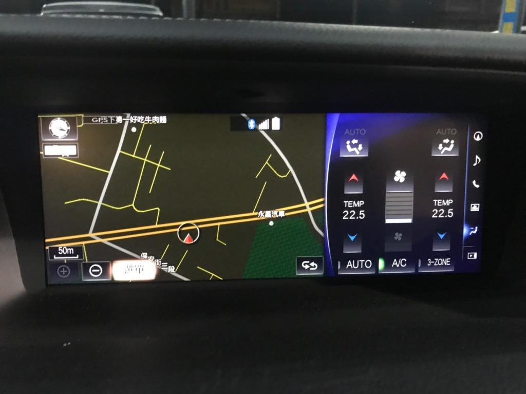 🔥油電GT轎跑!!! 2016年 Lexus  GS450h 頂級版~~ 非自售!!