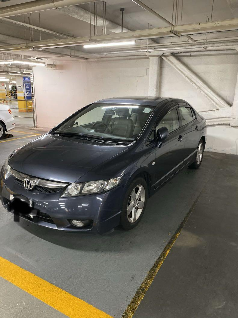 HONDA CIVIC 1.8 2009