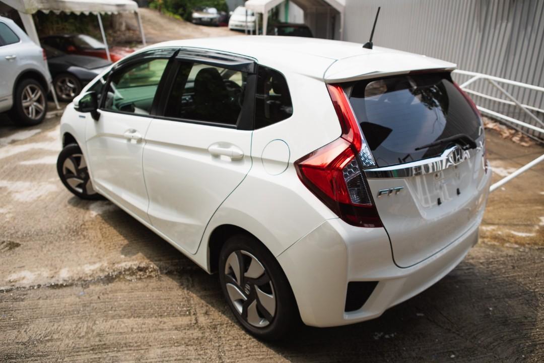 HONDA FIT Hybrid 2014