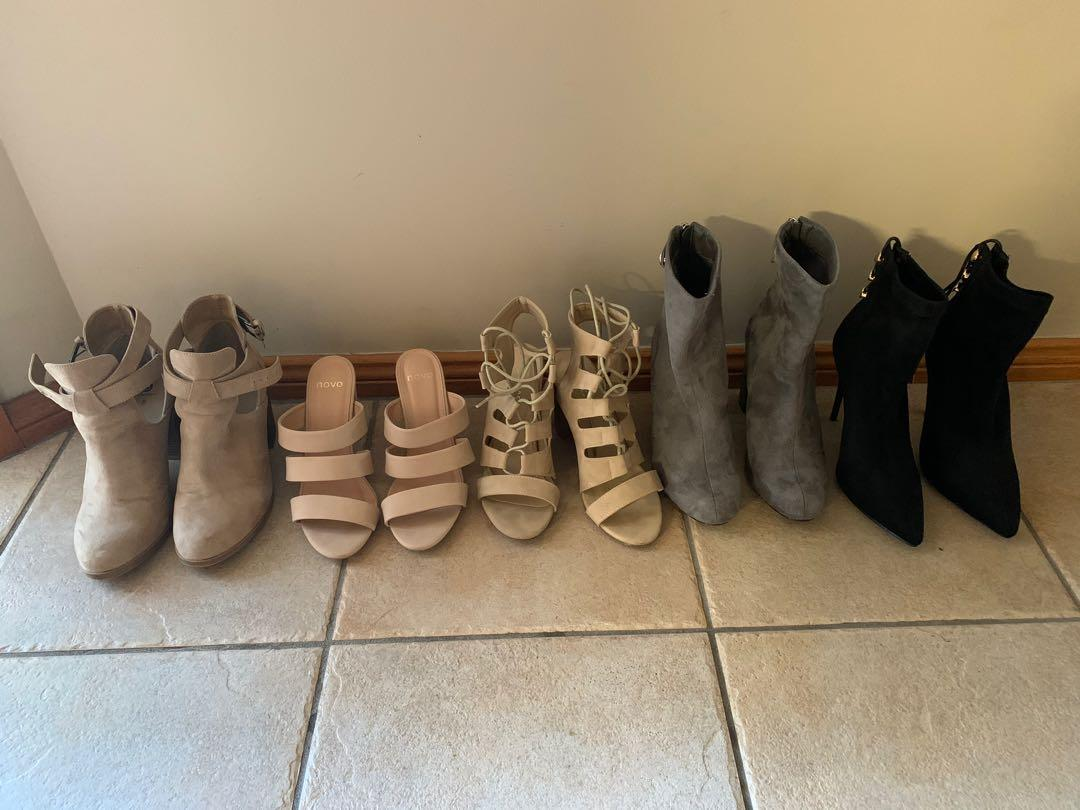 Huge Shoe Clear Out - Lots of different brands. Silent D, Verali, Betts, Novo etc.