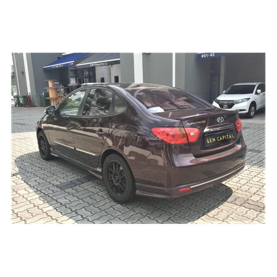 Hyundai Avante - Immediate Collection @ 97396107 ! ! ! ! ! ! ! ! ! ! !  ! ! ! ! ! !