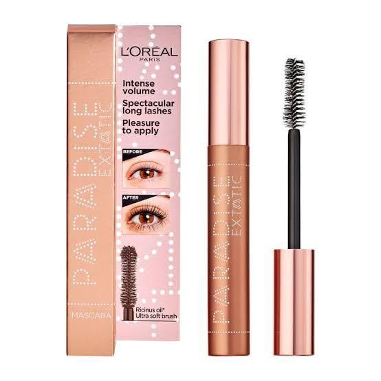 L'oréal Paris Paradise Extatic Black Intense Length Volume Mascara