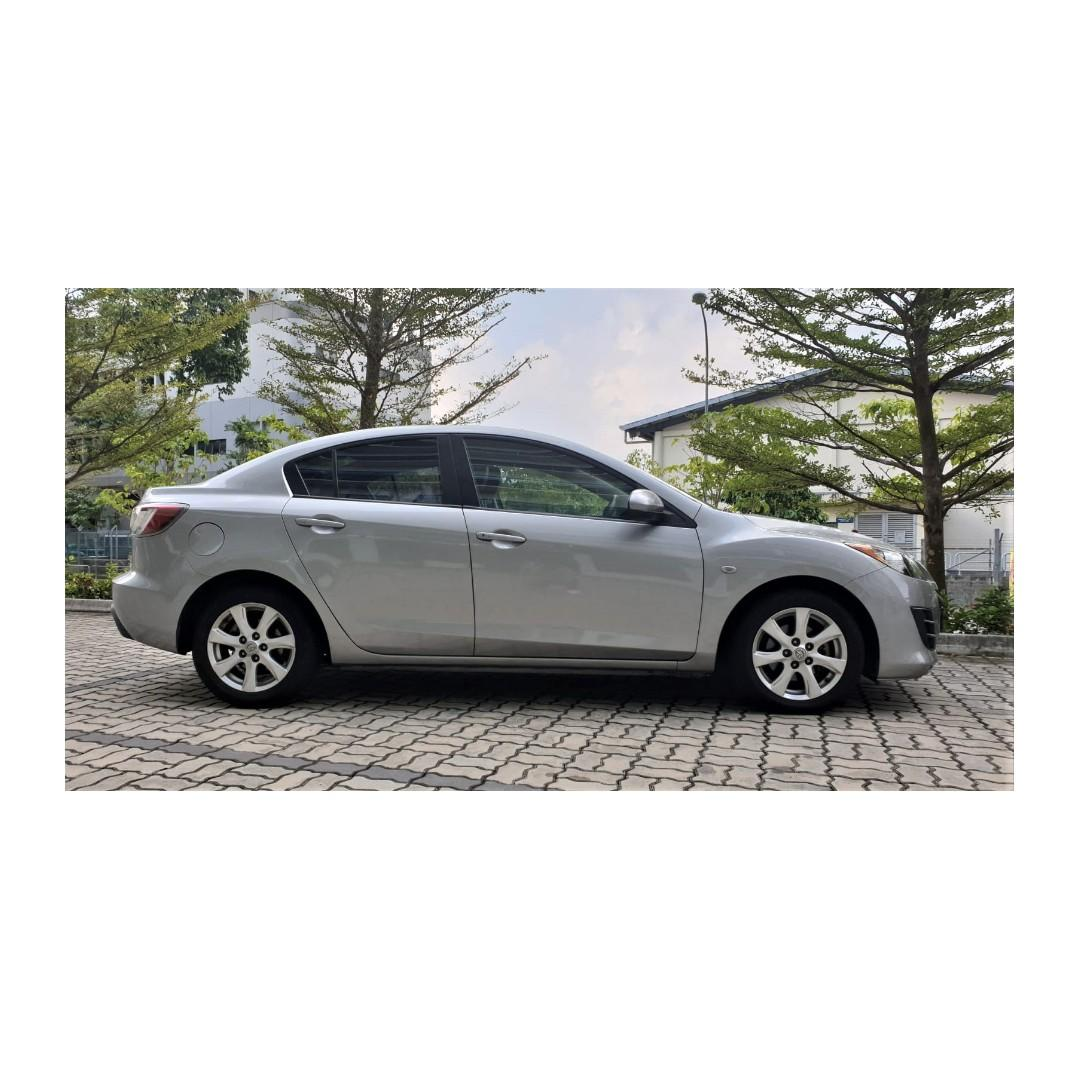 Mazda 3 - Anytime ! Any day! Your Decision!!  Cheapest rates, full support! @9739 6107