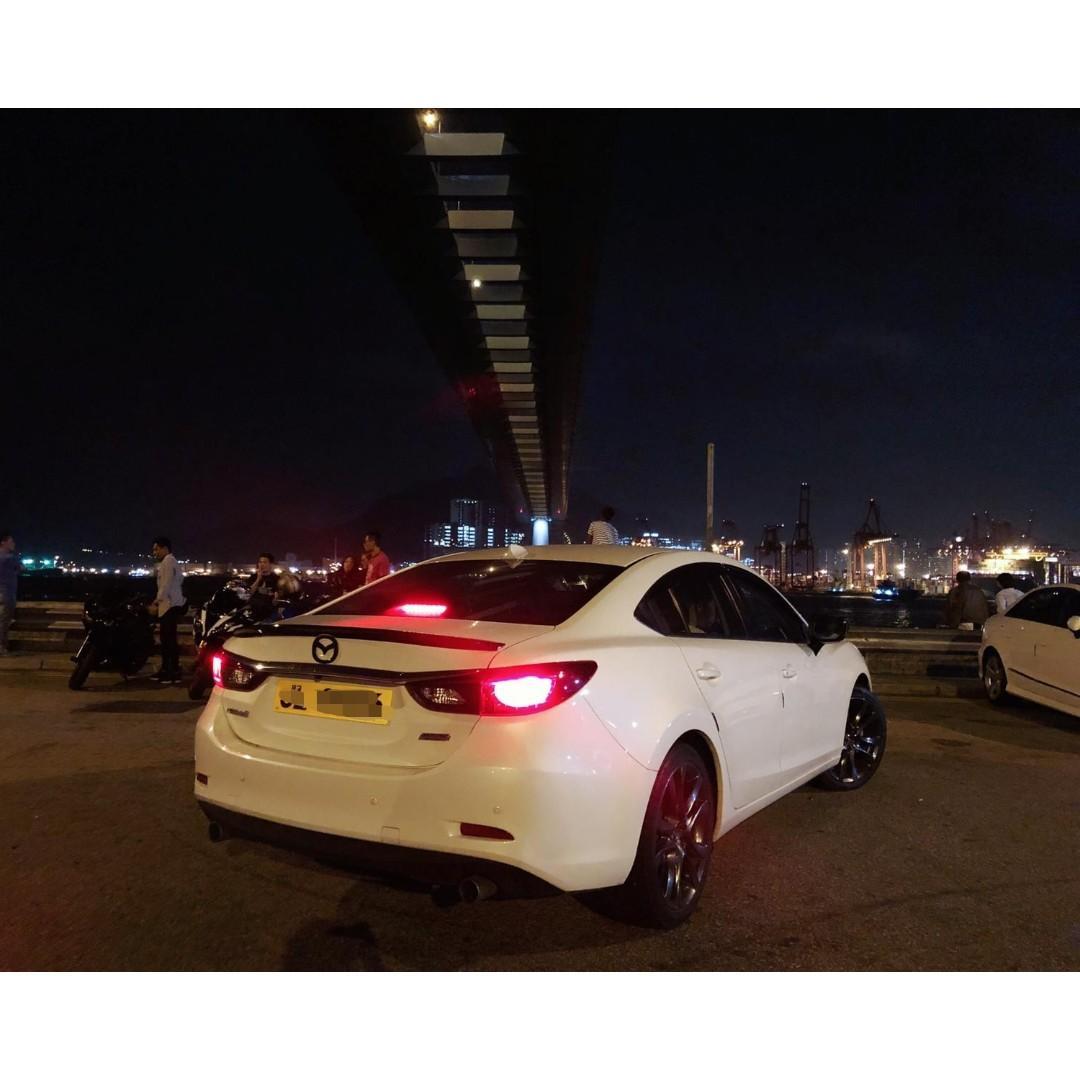 Mazda 6 GVC2.0(17年12月尾製,18年3月落地)