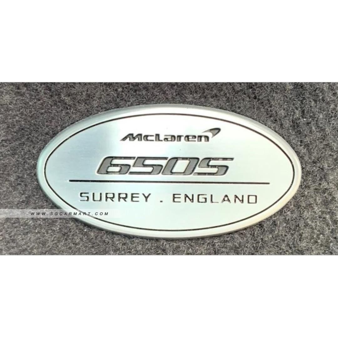 McLaren 12C Coupe Auto