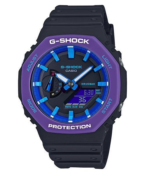 NEW🌟EDITION : GSHOCK UNISEX DIVER SPORTS WATCH : 100% ORIGINAL AUTHENTIC CASIO G-SHOCK : GA-21000THS-1ADR / GA-21000THS-1A / GA-2100-1A1