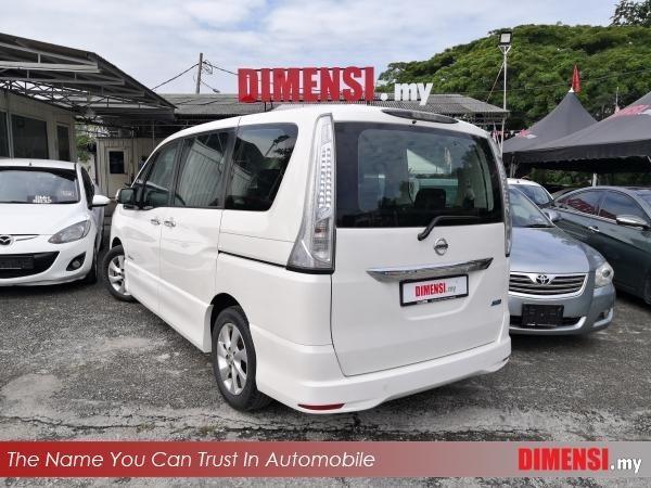 Nissan Serena 2.0cc (A) S-HYBRID TAHUN DIBUAT 2013