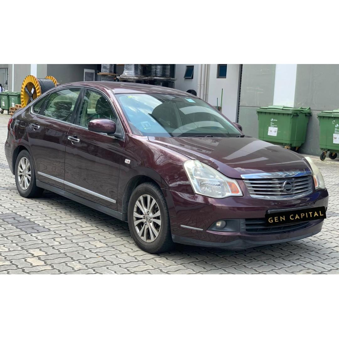Nissan Sylphy 1.5A @ Cheapest rental! Only $500 drive away!