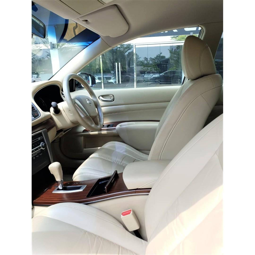 Nissan Teana @ Cheapest rental! Only $500 drive away!