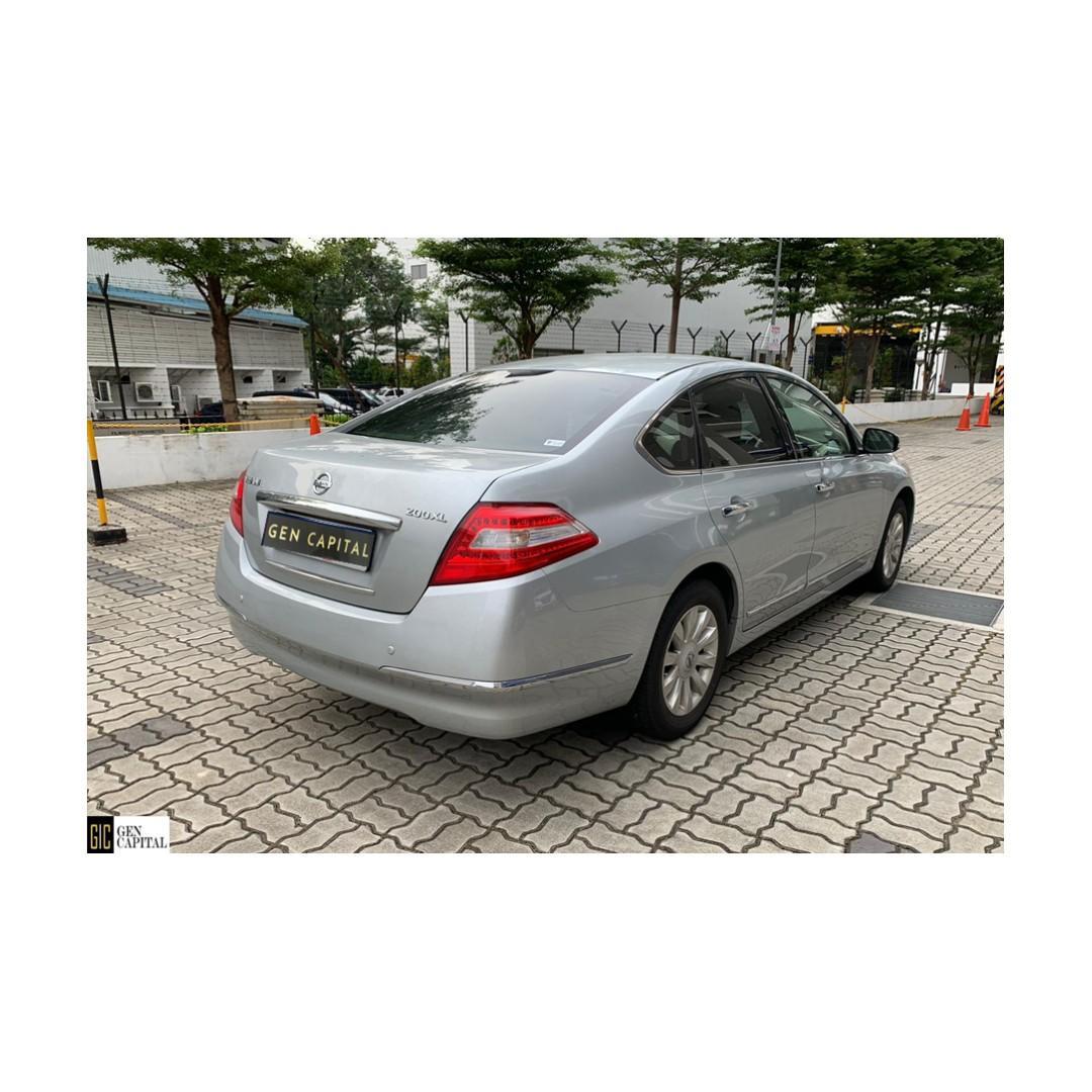 Nissan Teana - Immediate driveaway @ $500 ! @ 97396107