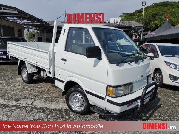 Nissan Vanette C22 Pick Up Lorry 1.5cc TAHUN DIBUAT 1999