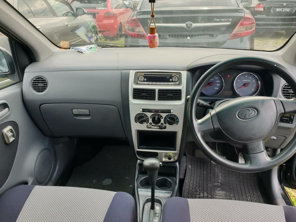 Perodua Viva 1.0(A) YEAR 2007 Muka 3k, bulanan RM325 5tahun.