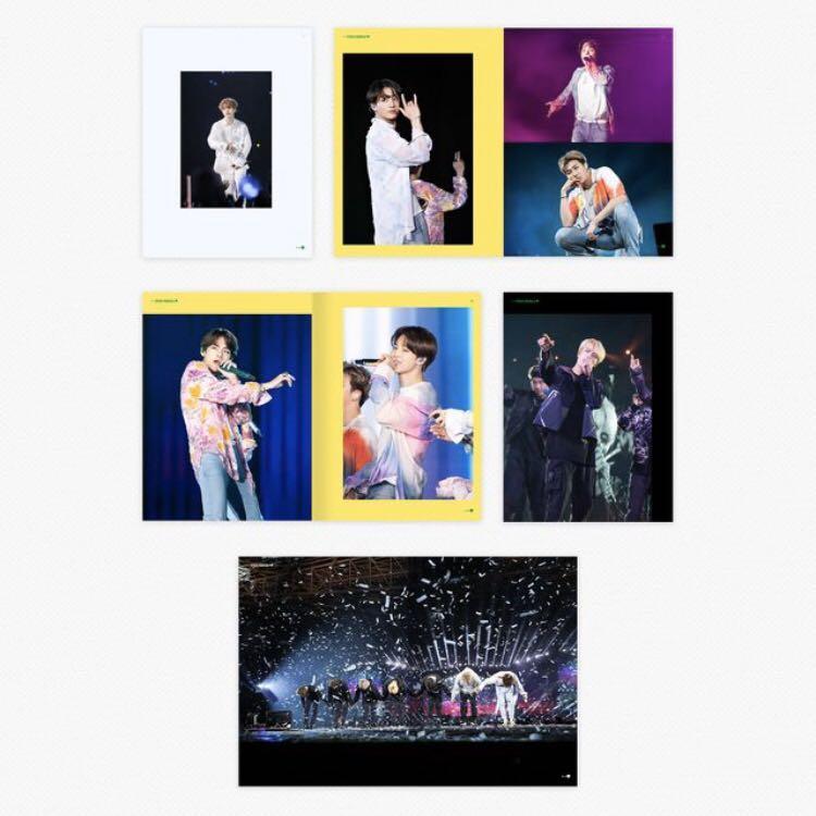 [PO] BTS WORLD TOUR LOVE YOURSELF (SPEAK YOURSELF) SAO PAULO DVD