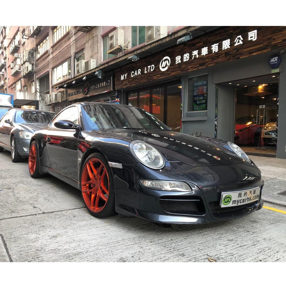PORSCHE 911 997 C2S 2005