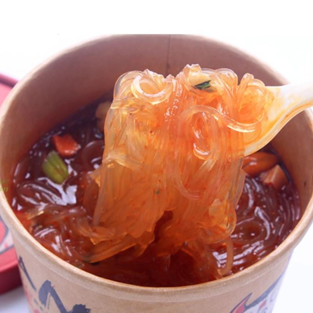 食族人酸辣爆肚粉SHIZUREN Chongqing sour and spicy instant rice ...