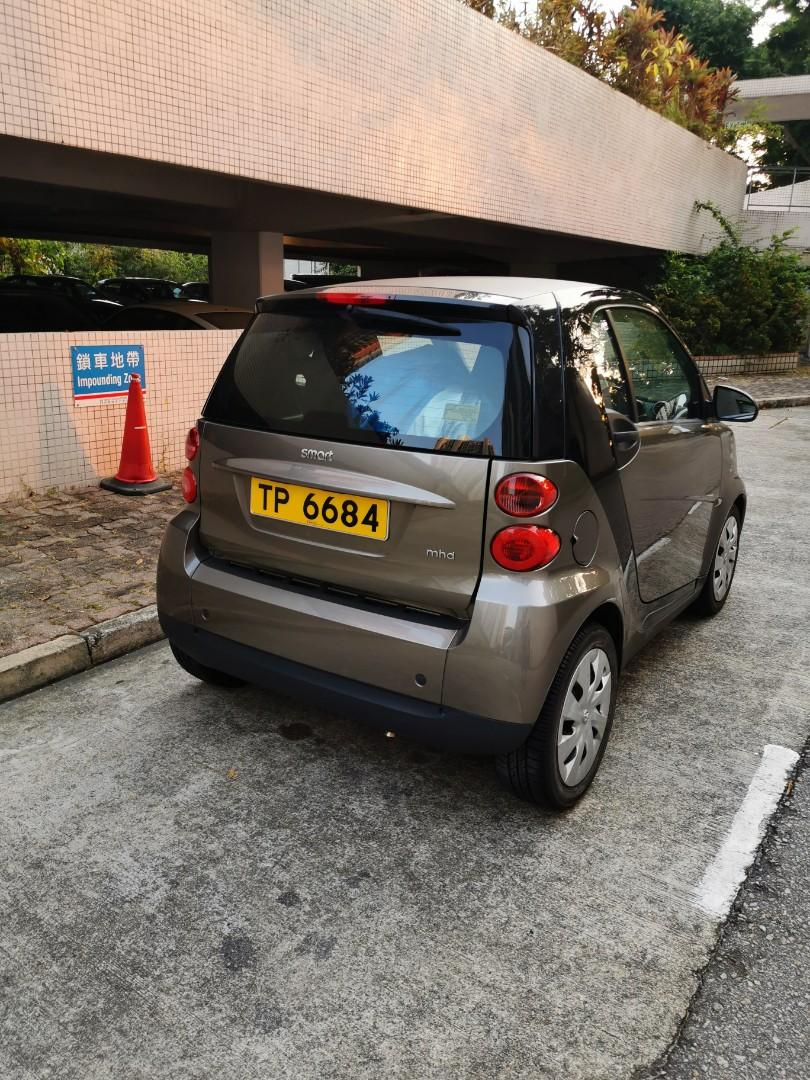 Smart for two 2011 12年落地,行1萬6仟公里,新車1樣,11个月牌費