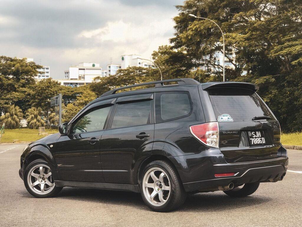 Subaru Forester 2.5 XT (A)