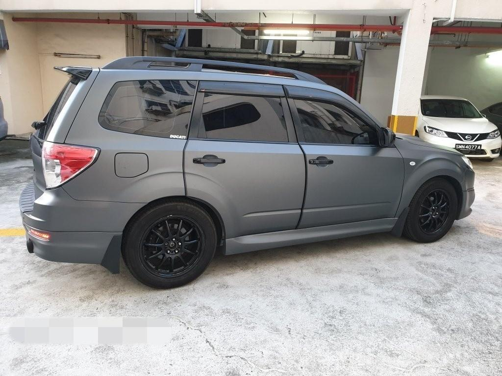 Subaru Forester 2.5A XT (COE till 01/2029) Auto