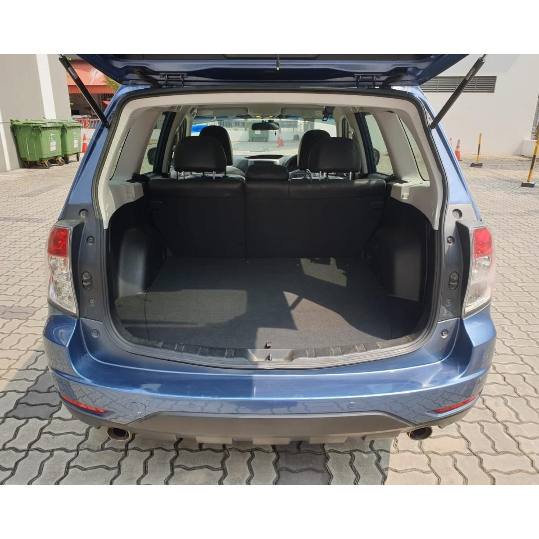 Subaru Forester - $500 Deposit Driveaway! Immediately! Whatsapp 90290978!