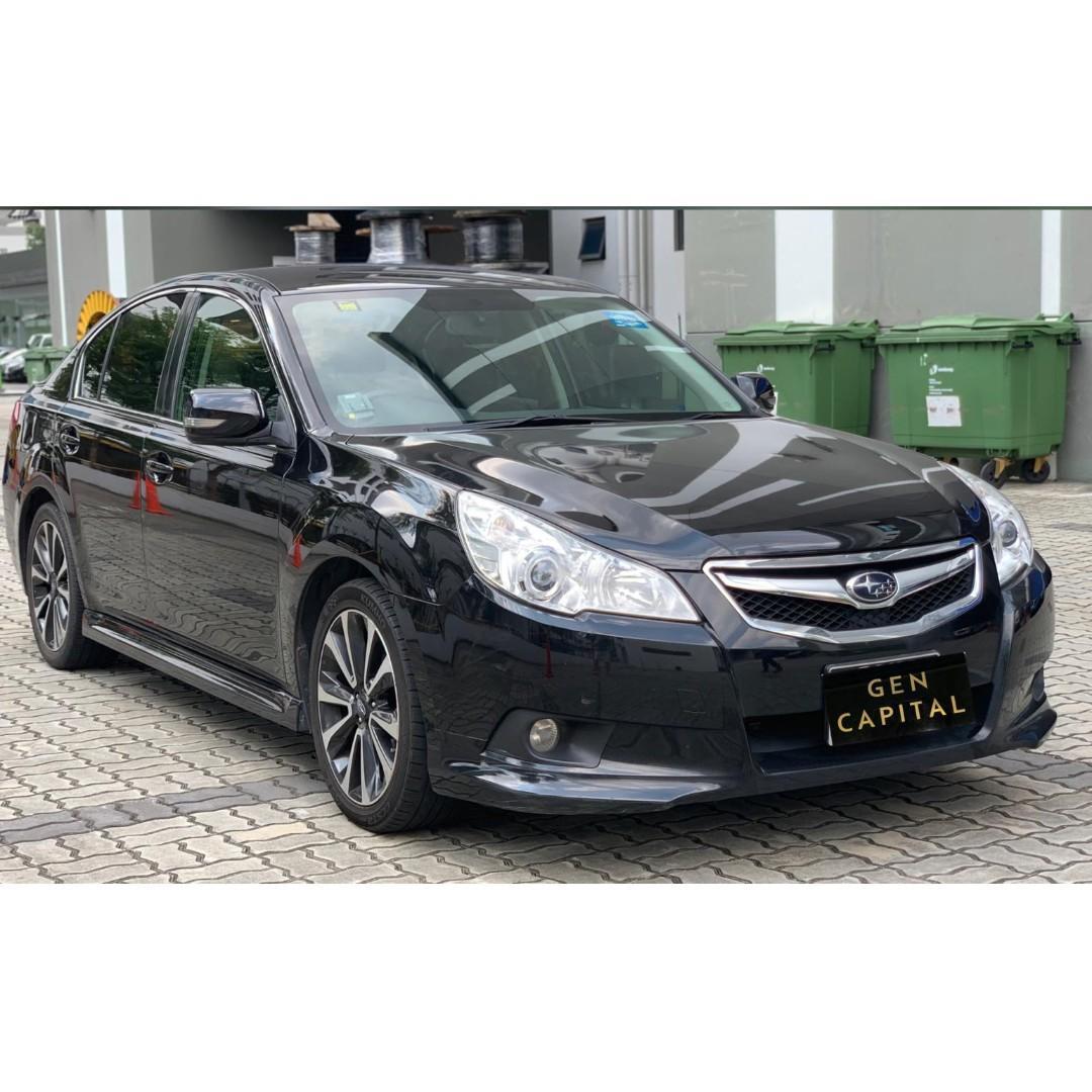 Subaru Legacy 2.0A @ Cheapest rental! Only $500 drive away!