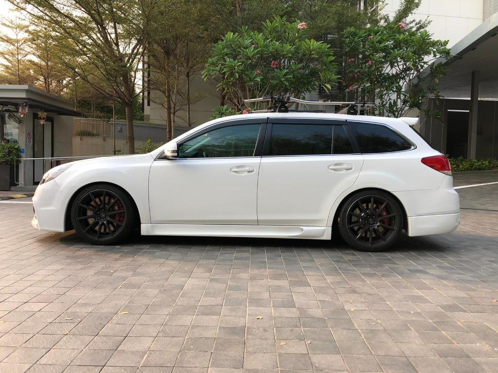 Subaru Legacy 2.5 GT Wagon (A)