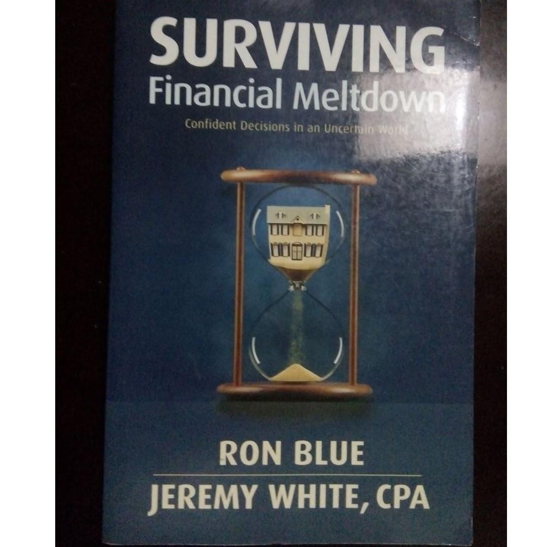 Surviving Financial Meltdown Book: Money / Finance / Business / Economics / Jobs / Markets / Trading / Self Help