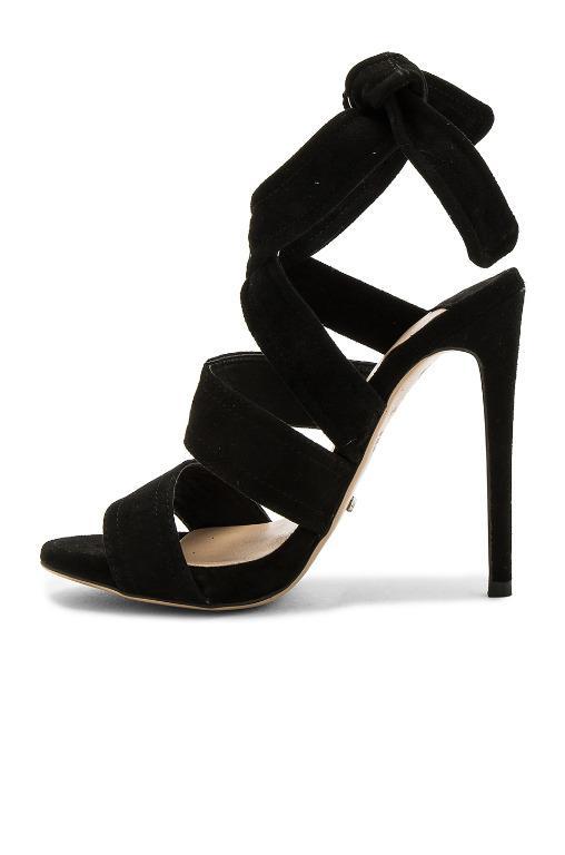 Tony Bianco - April Strappy Suede Heel - Brand New