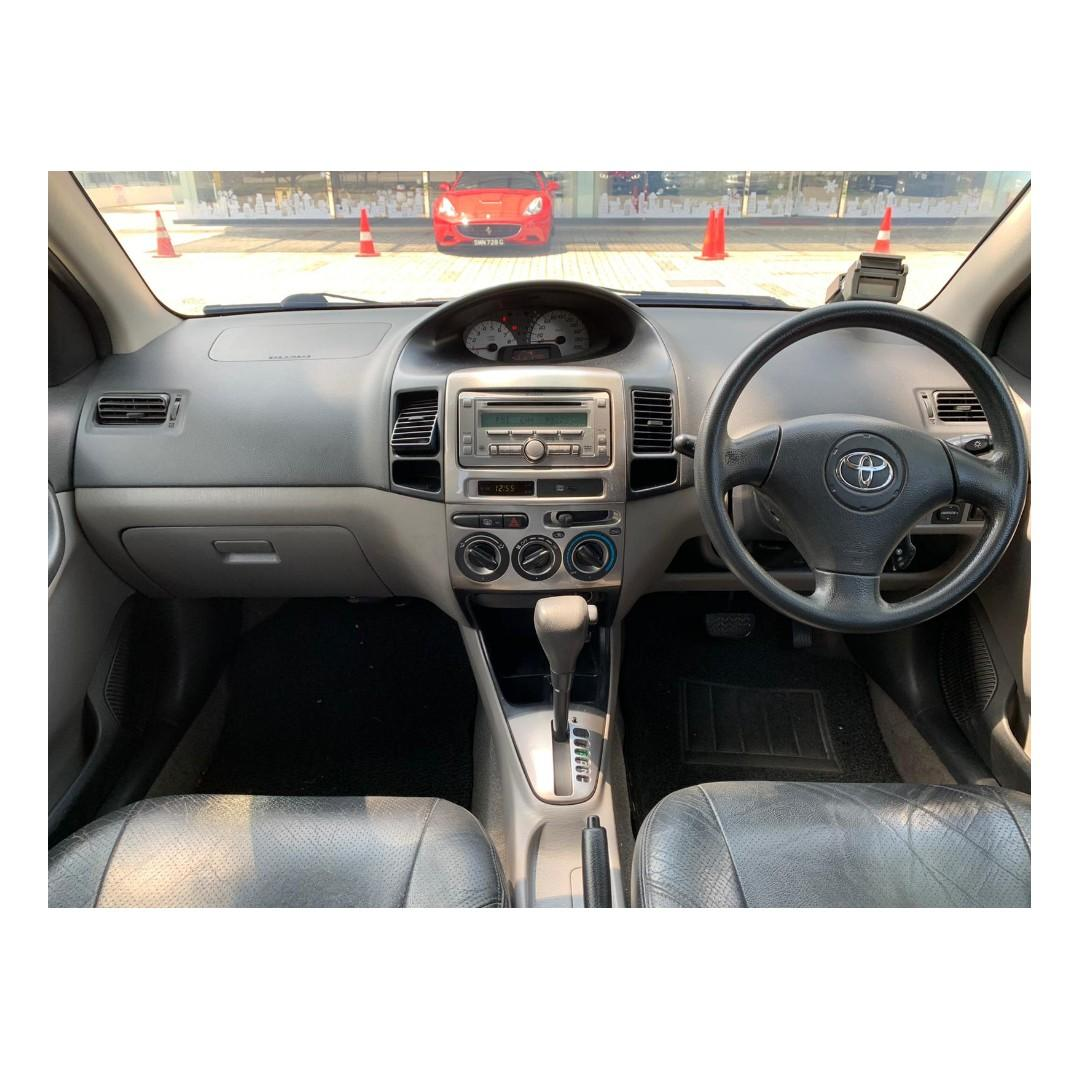Toyota Vios - CHEAPEST RATES @ IMMEDIATE COLLECTION @97396107